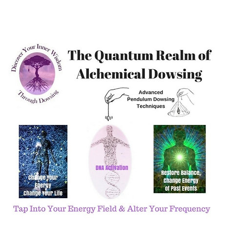 Alchemy Advanced Dowsing-Home Study Course