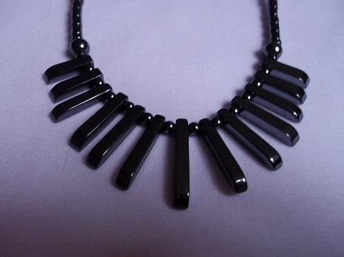 """Hematite Necklaces 18"""""""