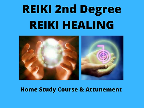 Reiki Level Two