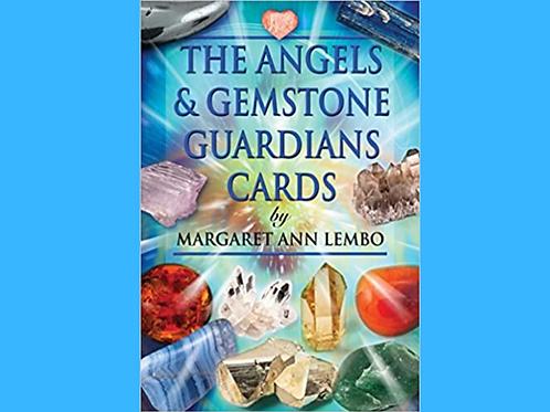 Angels & Gemstone Guardians Oracle Cards