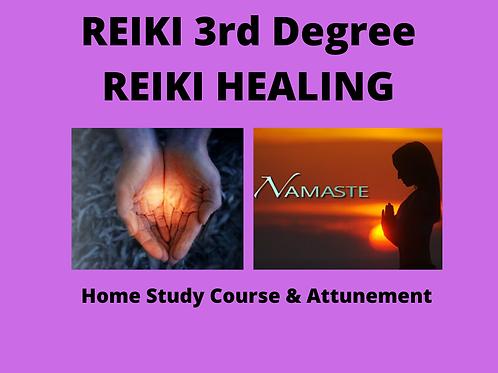 Reiki Level Three