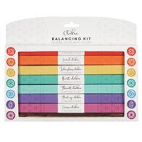 Chakra Incense Balancing Kit