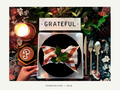 Grateful, Not Stressful