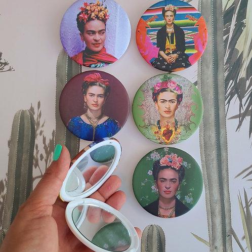 Frida Espejito (Compact Mirror)