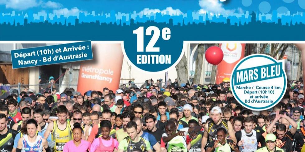 Semi marathon de la métropole du Grand Nancy