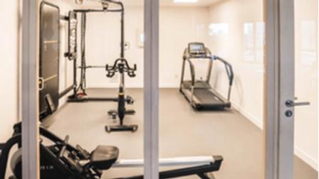 Training en salle hypoxie AVEC UN COACH
