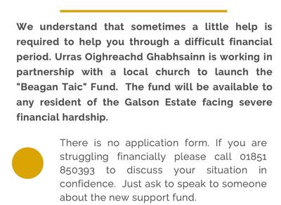 Hardship Fund