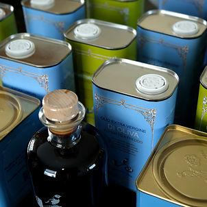 Babylonstoren olive oil