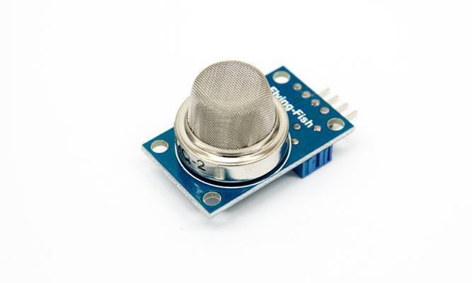 MQ2 Smoke and Gas Sensor Module