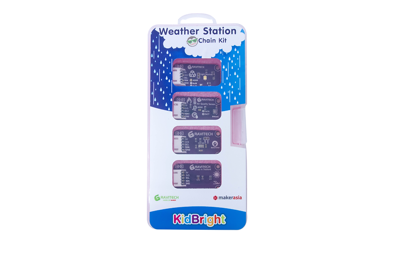 Weather Station Chain Kit