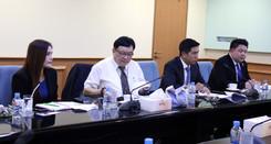 Board Meeting at KCE