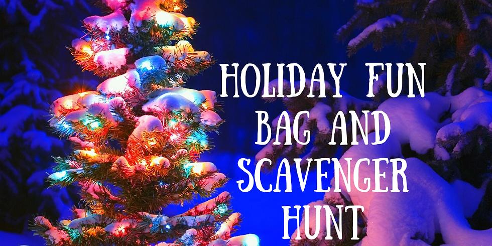 Family Holiday Scavenger Hunt