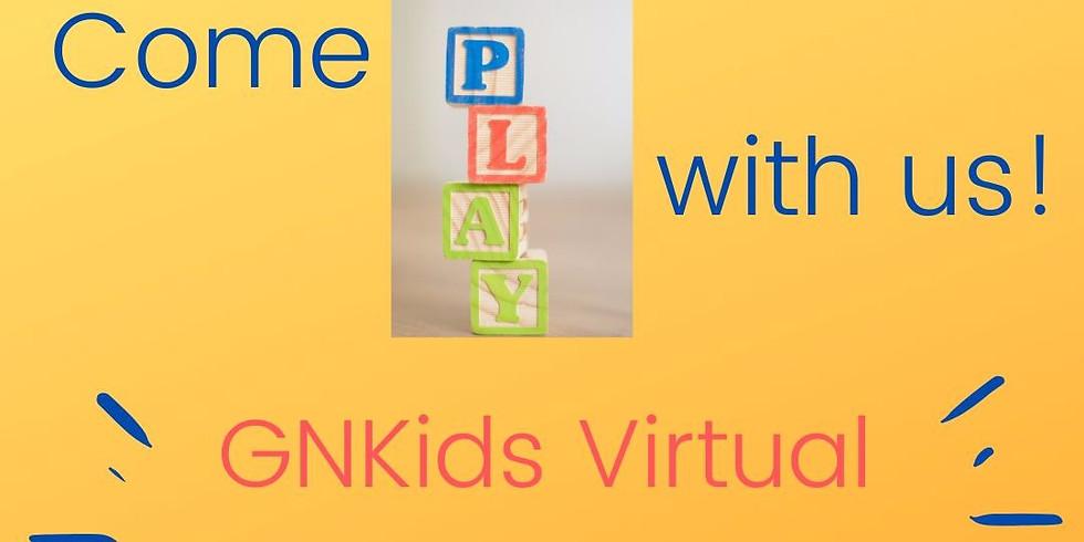 GNKids Virtual Family Fun Night