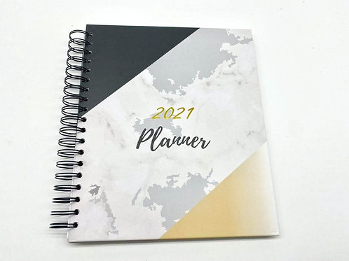 Prioritize Your Purpose 2021 Monthly Planner