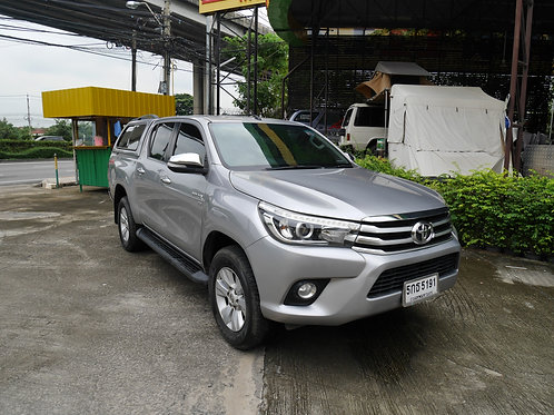 TOYOTA REVO 2.8 G PRE-RUNNER DOUBLE CAB 4WD A/T 2017 GREY 5กธ-5191