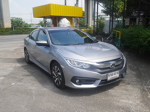 HONDA CIVIC 1.8 EL FC A/T 2016 GREY 5กฌ-4516