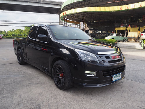 ISUZU DMAX 2.5 Z X-SERIES SMART CAB M/T 2015 BLACK 1ฒต-2730