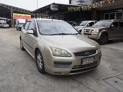 FORD FOCUS 1.8 A/T 2007 BROWN ญช-2022