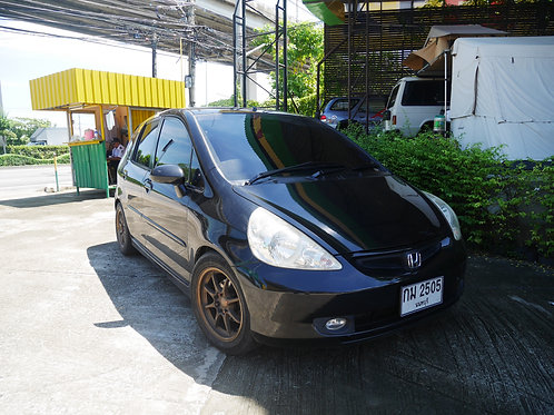 HONDA JAZZ 1.5 A/T 2005 BLACK กม-2505