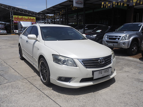 TOYOTA CAMRY 2.0G EXTREMO A/T 2011 WHITE กฉ-1952