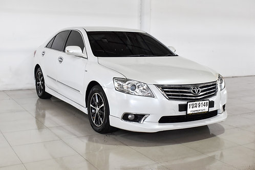 TOYOTA CAMRY 2.0G EXTREMO 2011 WHITE