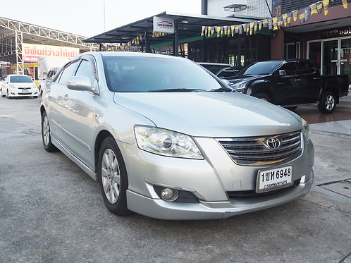 TOYOTA CAMRY 2.0G A/T 2007 GREY 1ขห-6948