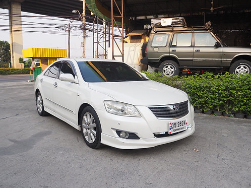 TOYOTA CAMRY 2.0G EXTREMO A/T 2010 WHITE ฎข-2624