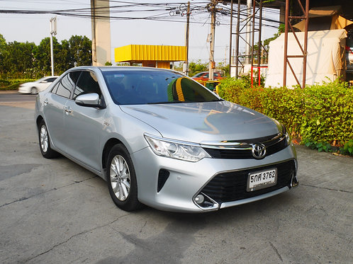 TOYOTA CAMRY 2.0 G A/T 2017 GREY 5กศ-3762