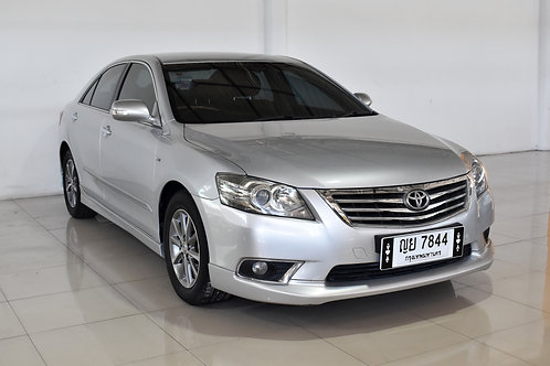 TOYOTA CAMRY 2.0 G EXTREMO A/T 2011 GREY