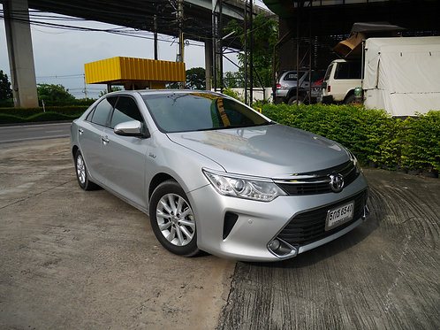 TOYOTA CAMRY 2.0 G A/T 2016 GREY