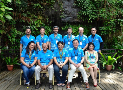 Keynote Speakers at Asian Pacific Orthodontic Society Meeting