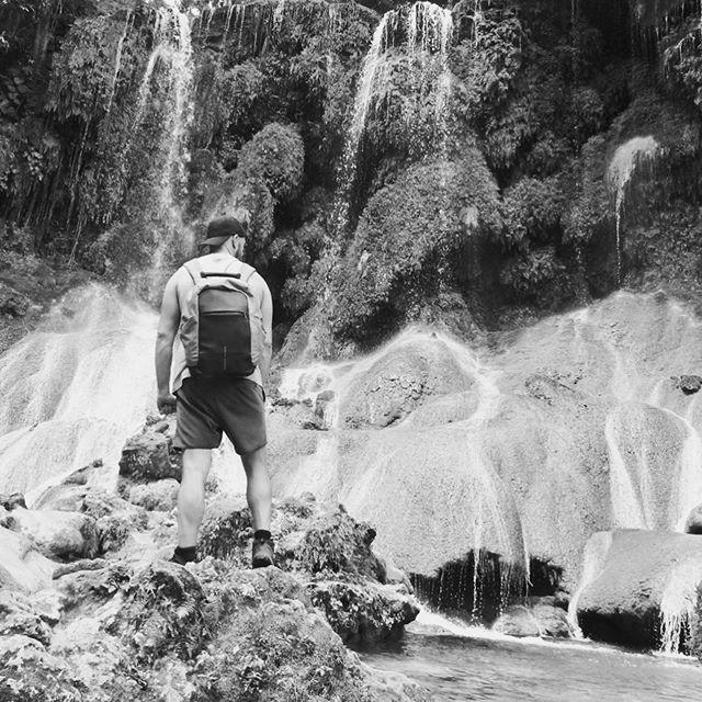 El Nicho waterfalls in Cumanayagua, Cien