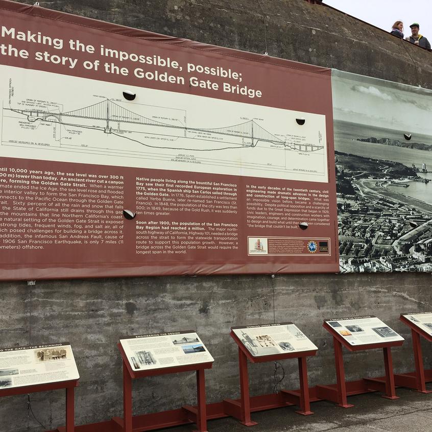 Museum Golden Gate
