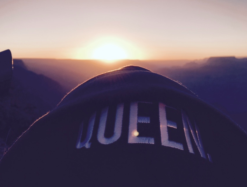 Queen Sundown Grand Canyon