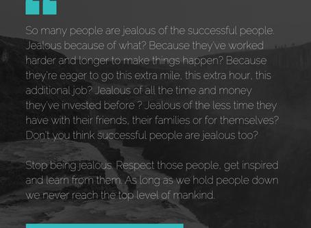 Warum du aus deiner Eifersucht lernen solltest (Blog Quicky)