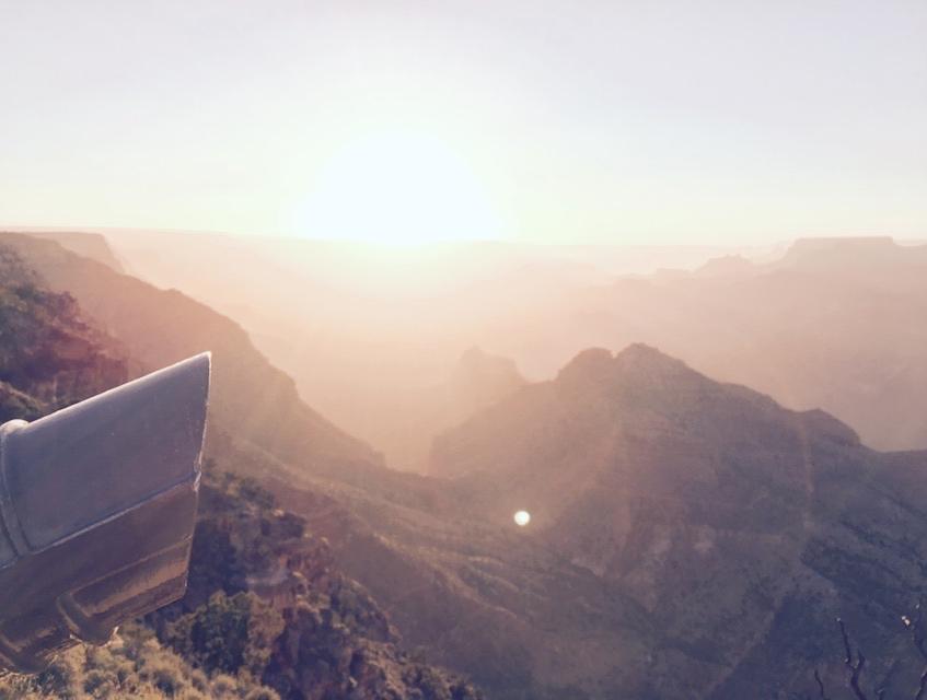 Sundown Grand Canyon