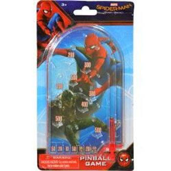 Spiderman Licensed Pinball on blister card