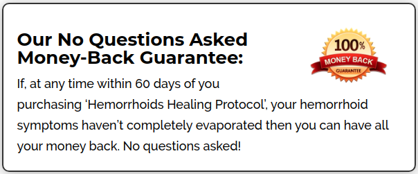 Hemorrhoids Horror Healing Protocol Testimonial