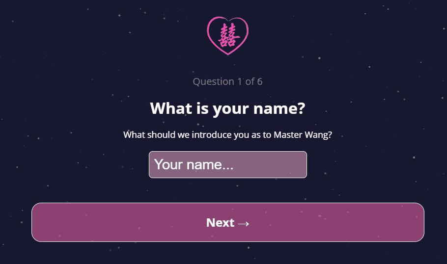 Master Wang's Soulmate Drawings Review