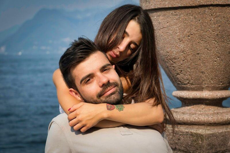 couple in love rewriting relationship