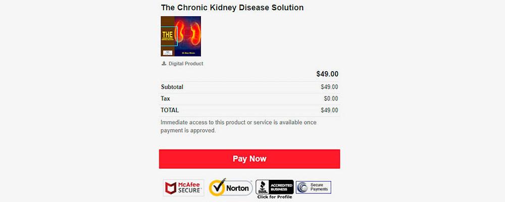 Chronic Kidney