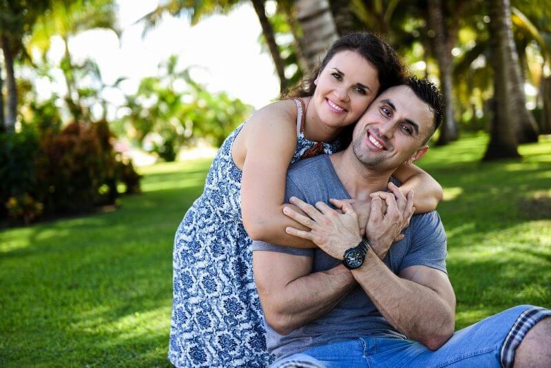 happy couple rewrite relationship