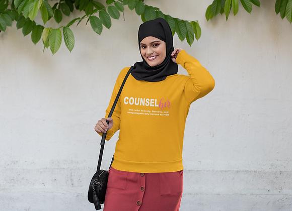CounselHER Sweatshirt