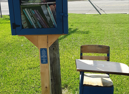 Little Library Book Talk