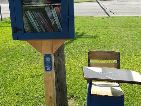 Little Library Book Talk