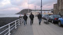 Windy walk