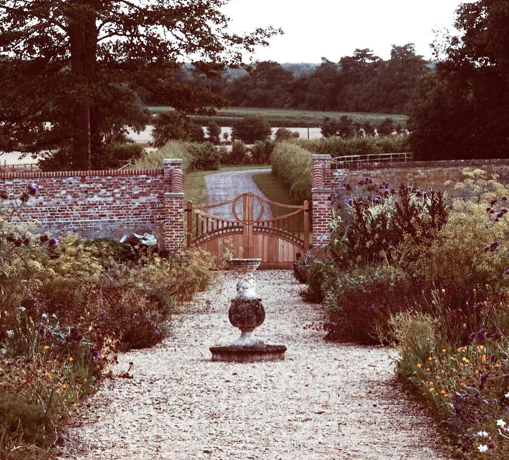 Hungerford Park Garden