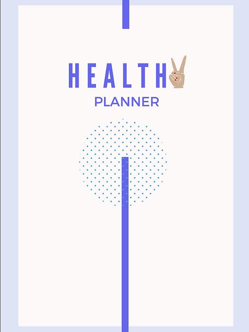 Healthy planner