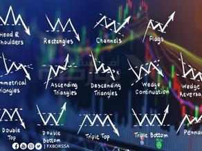 دورة تداول العملات الفوركس | الجزء الثالث عشر -شرح النماذج الفنية