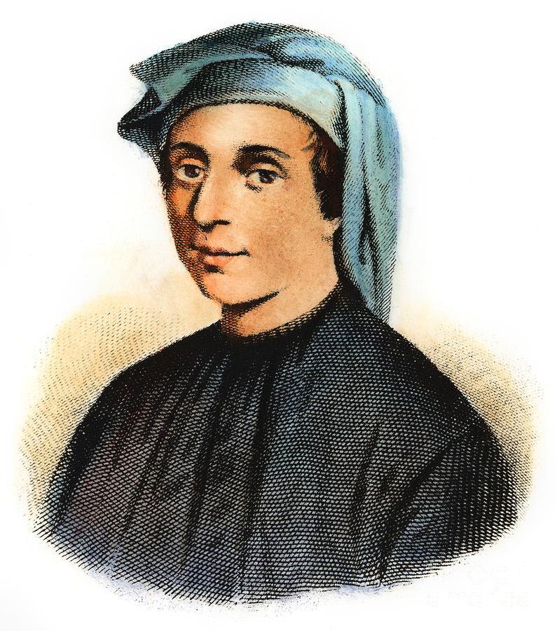 فيبوناتشي هو عالم رياضيات إيطالي
